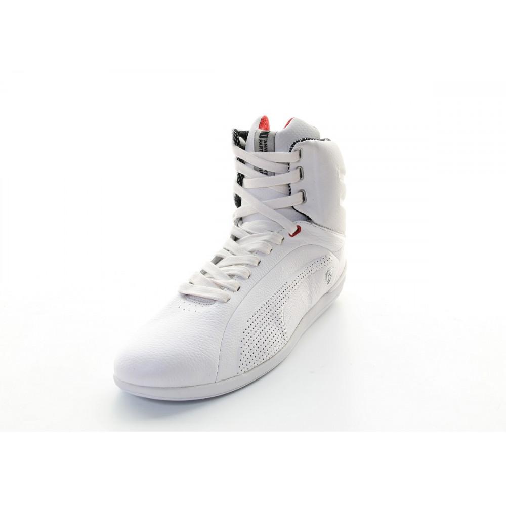 Puma Gigante Sportswear Homme Leather Chaussures Sf 10 Mid AjR543Lq
