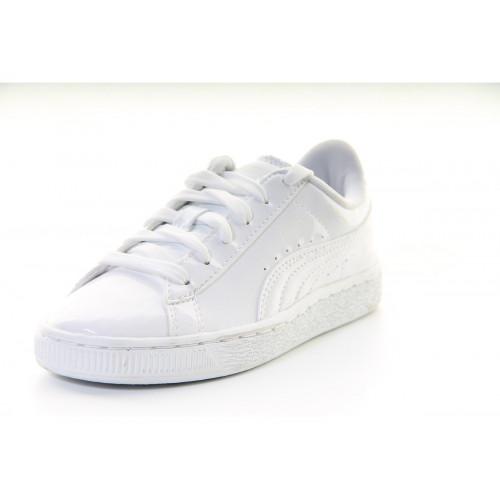 Chaussures sportswear ENFANT PUMA PS BASKET C PATENT