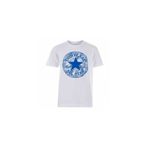 Tee-shirt ENFANT CONVERSE SEASONAL CHUCK FILL TEE
