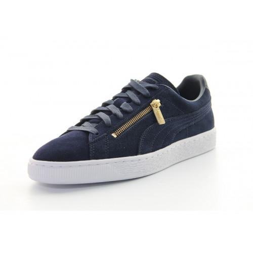 Chaussures sportswear HOMME PUMA SUEDE CLASSIC ZIP