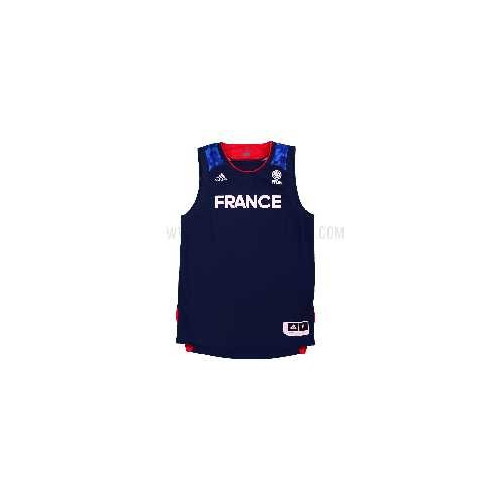 Maillot basket HOMME ADIDAS FFBB REPLICA