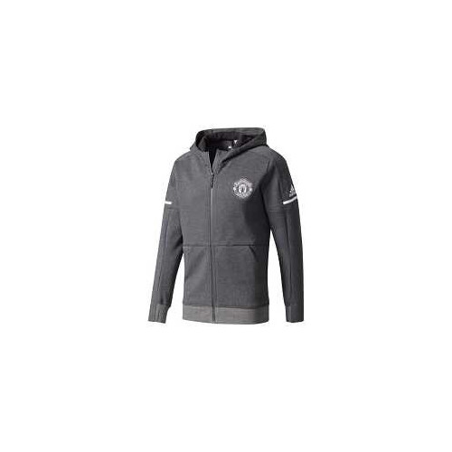 Veste Football HOMME ADIDAS MUFC A ANTH SQD
