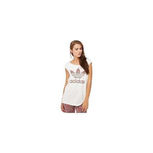 Tee-shirt FEMME ADIDAS PYTHON LOGO TEE