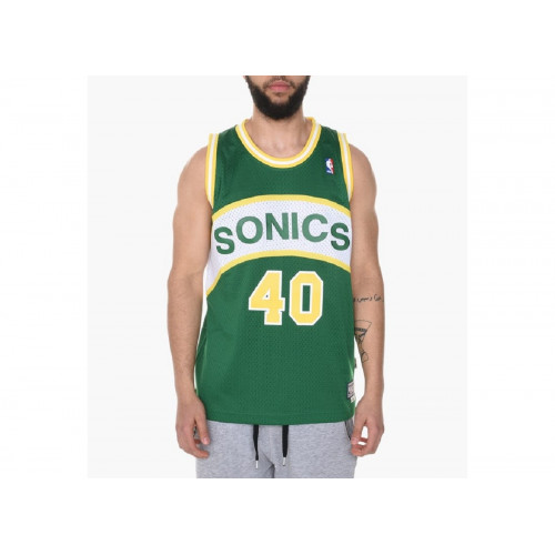 Maillot basket HOMME ADIDAS INT RETIRED SEATTLE SUPERSONICS