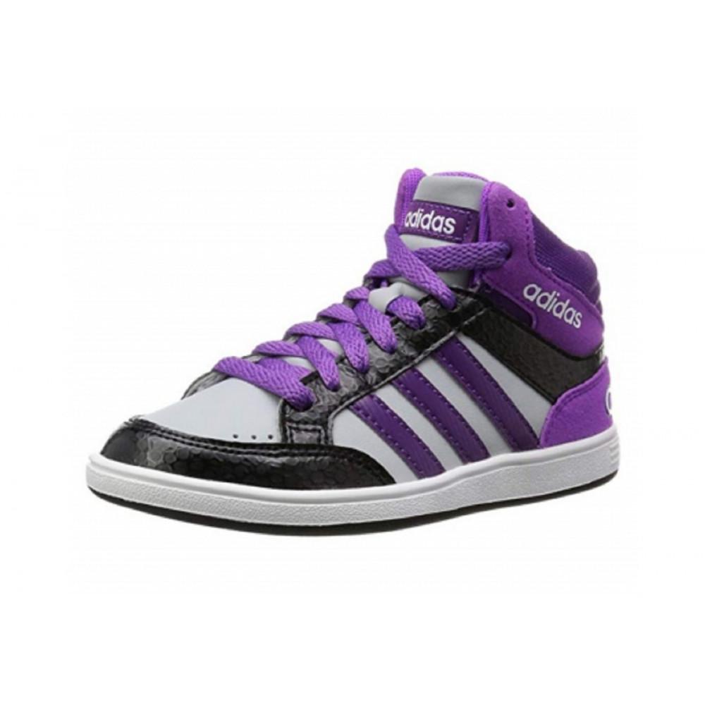 Sportswear Enfant Chaussures Hoops K Adidas Mid QtdhrCs