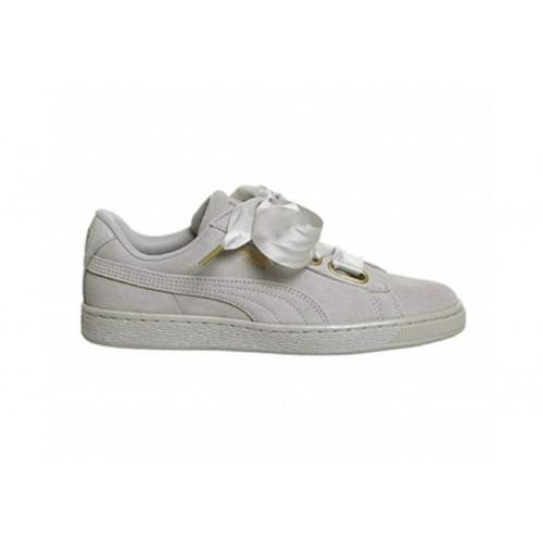 Chaussures sportswear FEMME PUMA HEART SUEDE