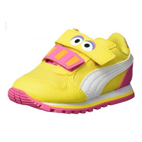 Chaussures sportswear BABY PUMA SESAME STR ST RUNNER PB HOC INF