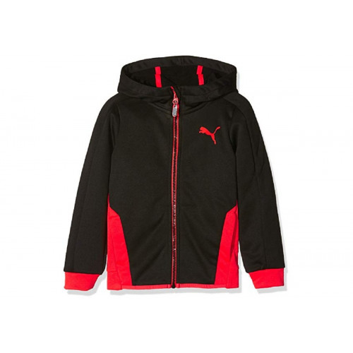 Sweat zippé ENFANT PUMA JR ACTIVE TECHFL HD