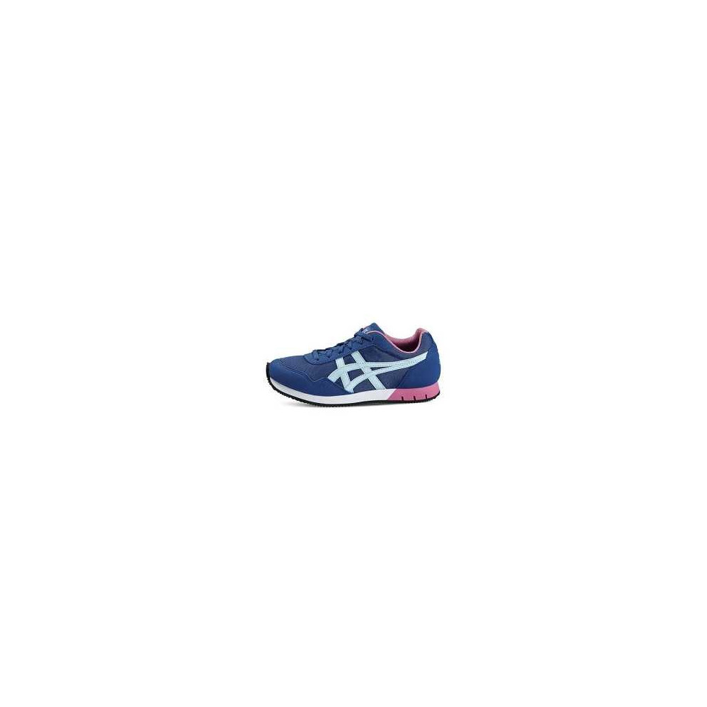 uk cheap sale low cost on feet images of Chaussures sportswear ENFANT ASICS CURREO GS