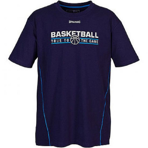 Tee-shirt HOMME SPALDING TEAM TEE SHIRT ADULTE