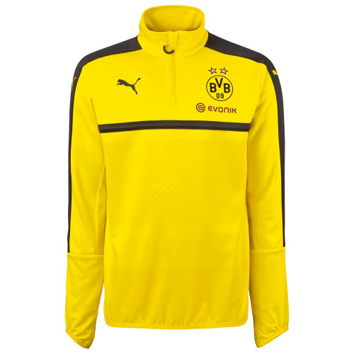 Haut training foot ENFANT PUMA JR BVB 14 TRAINING