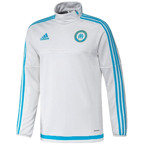 Haut training foot ENFANT ADIDAS OM TRG TOP Y