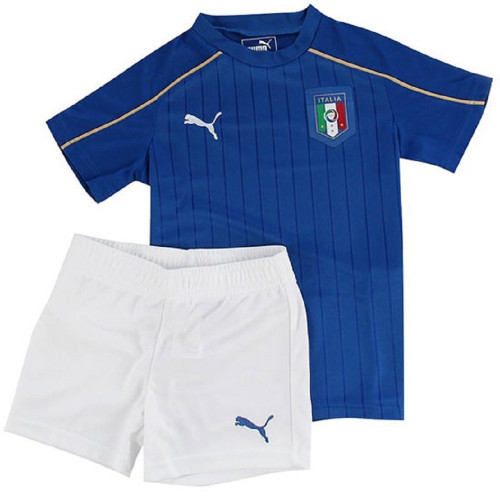 Kit Foot BABY PUMA FIGC HOME MINIKIT W