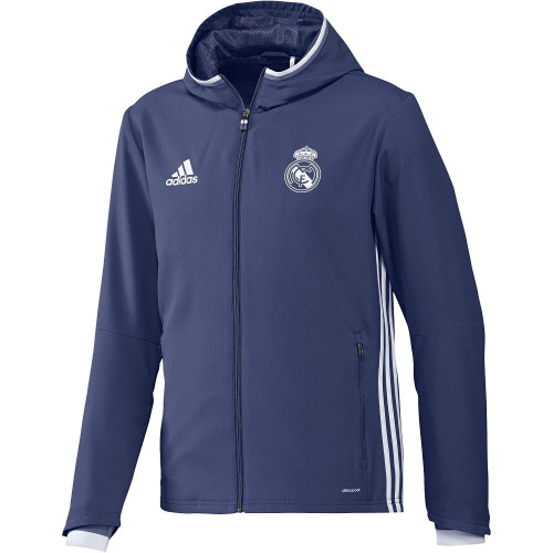 Veste Football ENFANT ADIDAS REAL PRE JKT Y
