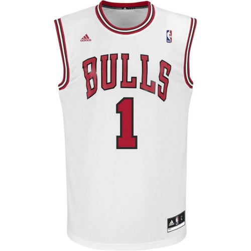 Maillot basket HOMME ADIDAS CHICAGO BULLS JERSEY