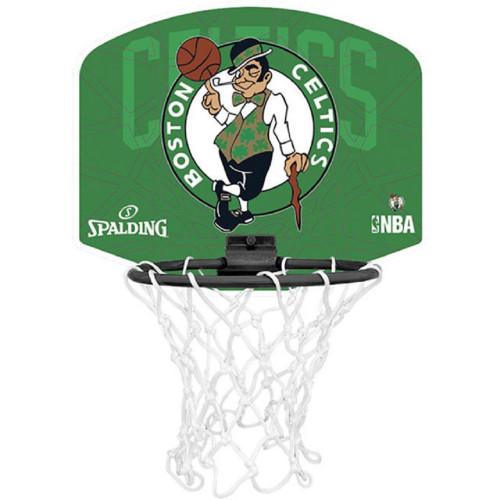 Mini Panier Basket ACCESSOIRES SPALDING NBA MINIBOARD BOSTON CELTICS