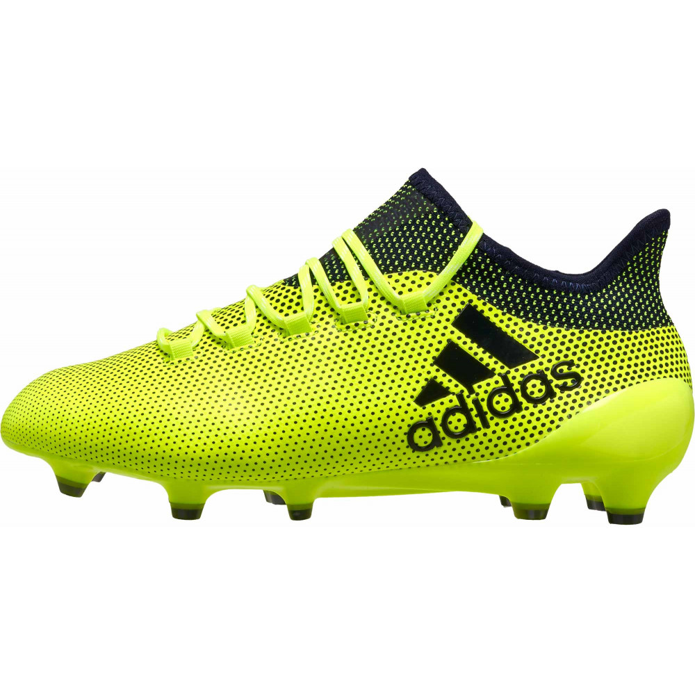 new style 7c8d1 3a925 Chaussures football HOMME ADIDAS X 17.1 FG