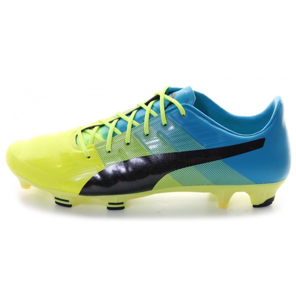 e3e80e9034a37 Chaussures football HOMME PUMA EVOPOWER 1.3 FG