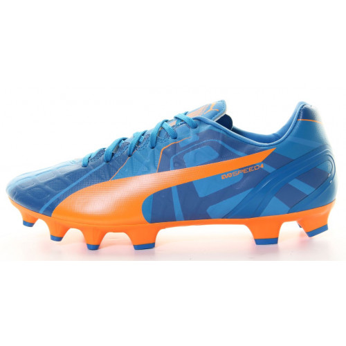 sports shoes d1fa2 3ca17 Chaussures football HOMME PUMA EVOSPEED 4.4 FG