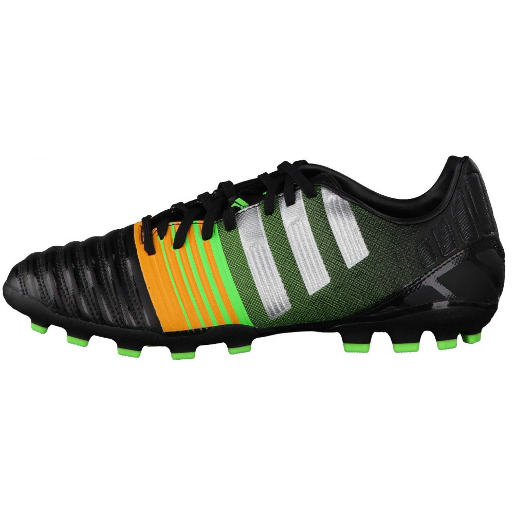 premium selection 7c2bc 35f9d Chaussures football HOMME ADIDAS NITROCHARGE 3.0 AG