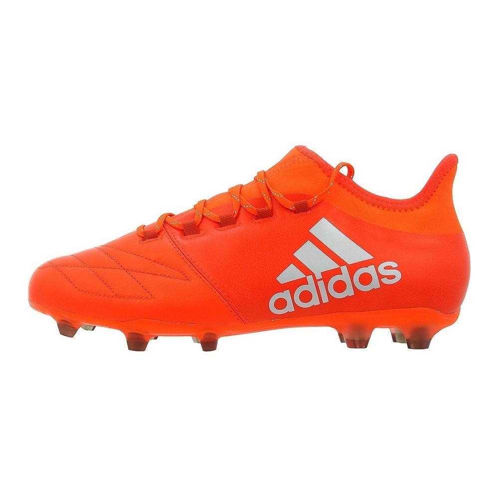 Chaussures 16 2 Fg X Adidas Football Homme Leather srdthQCx