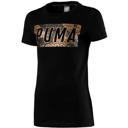 Tee-shirt ENFANT PUMA STYLE GRAPHIC TEE