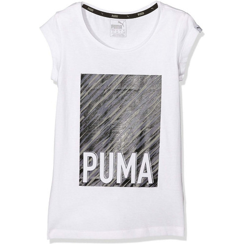 Tee-shirt ENFANT PUMA GIRL...