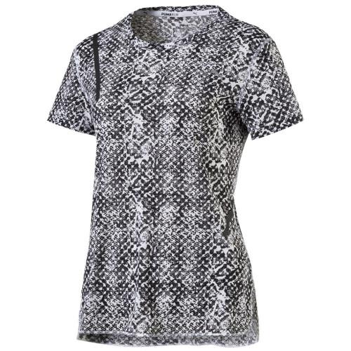 Tee-shirt FEMME PUMA GRAPH SS TEE W