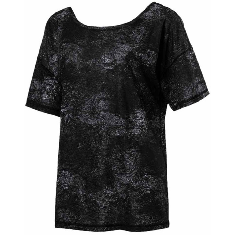 Tee shirt FEMME PUMA W AT DANCER DRAPEY TEE