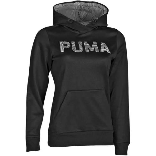 Sweat FEMME PUMA ELEVATED POLY FL HOODY W