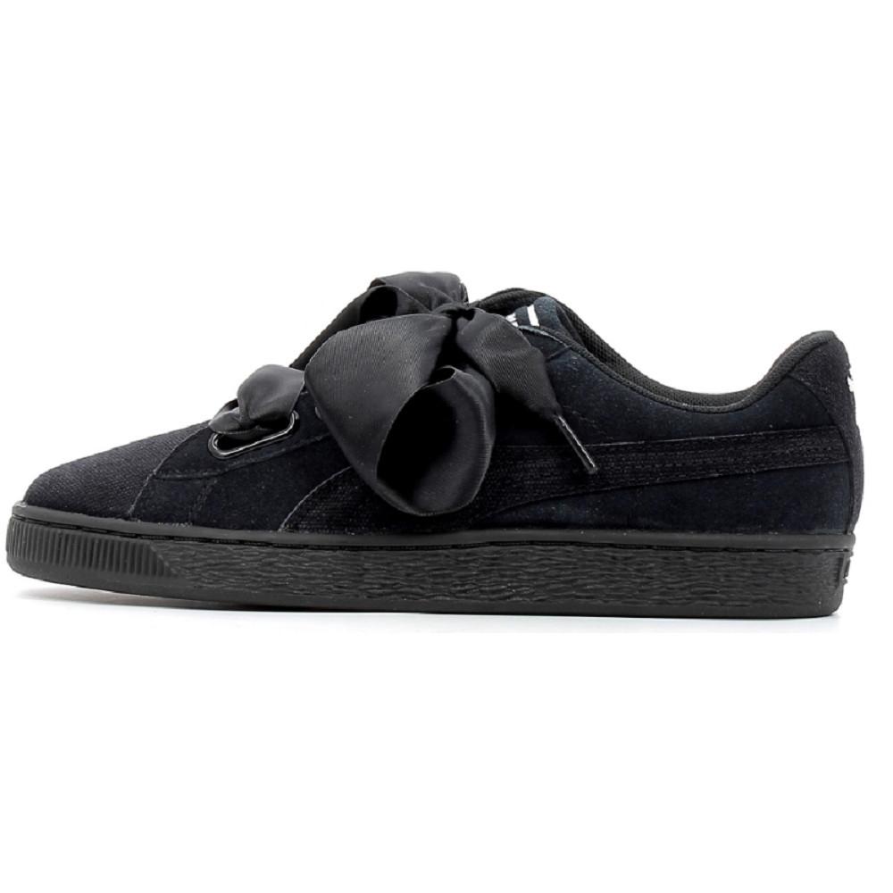Femme Sportswear Suede Pebble W Heart Chaussures Puma Kl1FJc