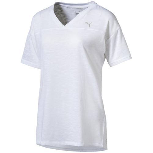 Tee-shirt FEMME PUMA W AT BOYFRIEND TEE