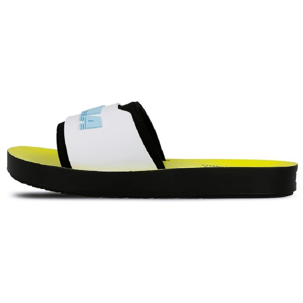 meilleur service d9fe9 d4d4b Sandale Tong Claquette FEMME PUMA FENTY SURF SLIDE