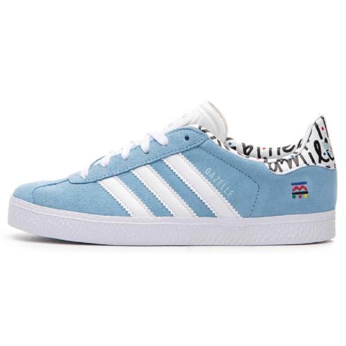 Chaussures sportswear ENFANT ADIDAS GAZELLE C