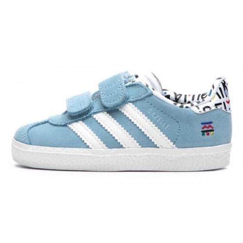 Chaussures sportswear BABY ADIDAS GAZELLE CF I