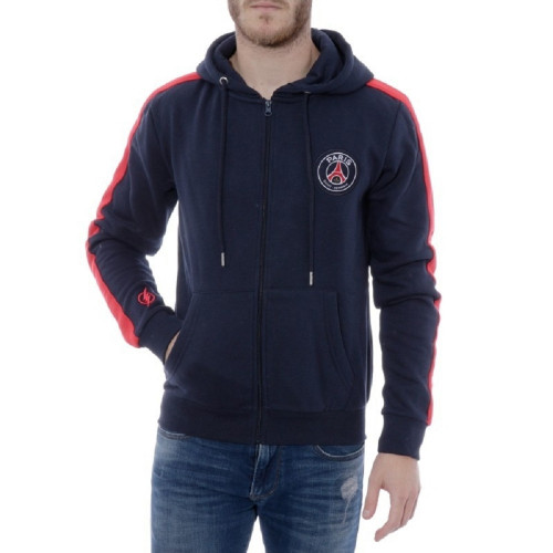 Sweat zippé HOMME PSG SWEAT...