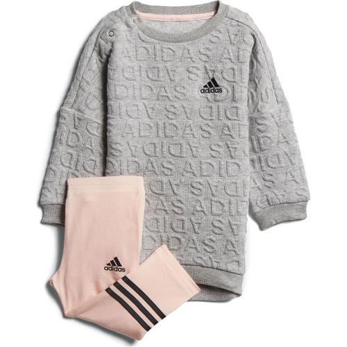 Layette BABY ADIDAS I SW DRESS SET