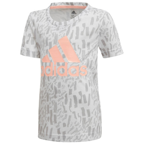 Tee-shirt ENFANT ADIDAS LG PES TEE
