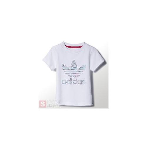 Tee-shirt ENFANT ADIDAS I C FLOWER TEE