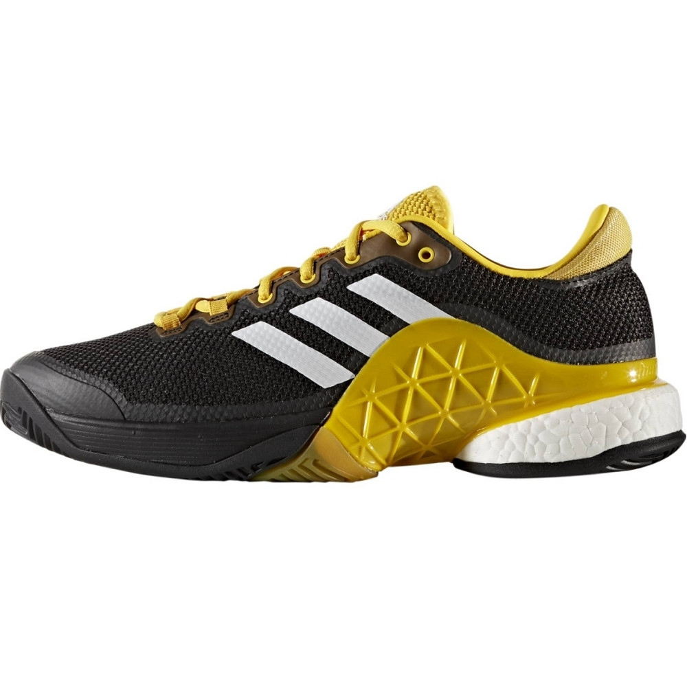 Chaussures tennis HOMME ADIDAS BARRICADE 2017 BOOST