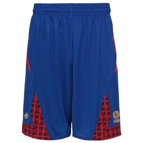 Short basket HOMME ADIDAS FFBB R SHORT