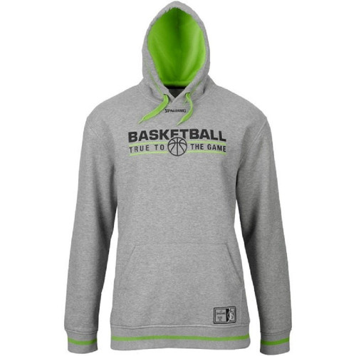 Sweat HOMME SPALDING TEAM SWEAT CAPUCHE