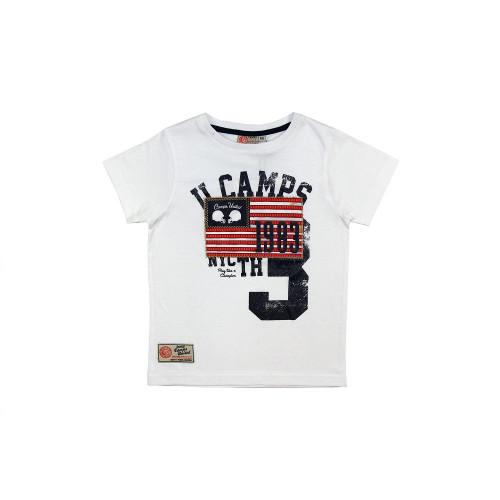Tee-shirt ENFANT CAMPS TEE...