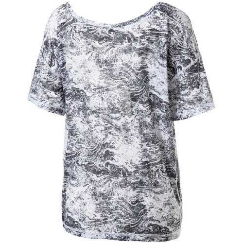Tee-shirt FEMME PUMA W AT DANCER DRAPEY TEE