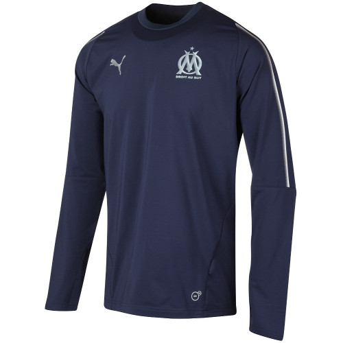 Haut training foot HOMME PUMA OM TRAINING SWEAT