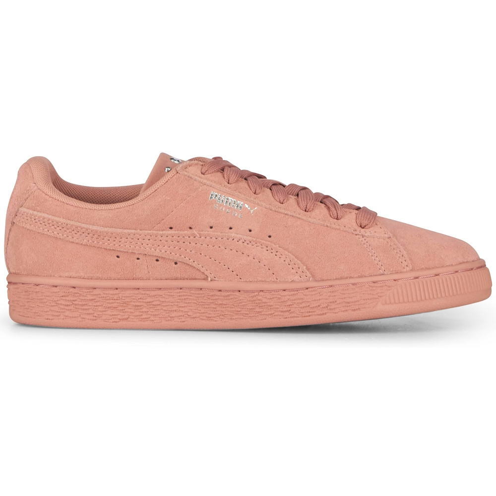 chaussures femme puma suede