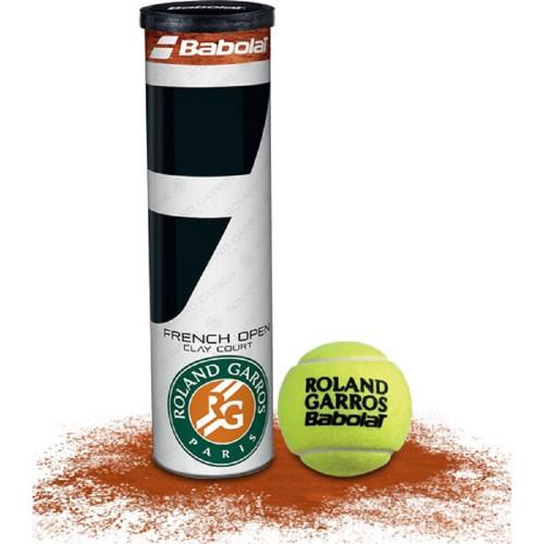 Balle de tennis ACCESSOIRES BABOLAT BALL RG FO NICE X4