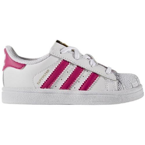 Chaussures sportswear BABY ADIDAS SUPERSTAR I