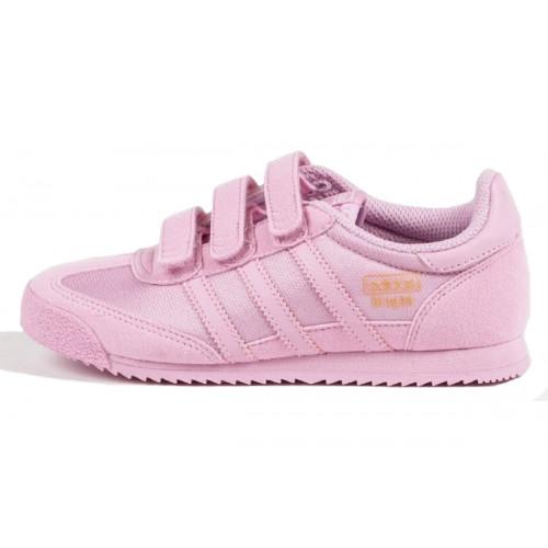 Chaussures sportswear ENFANT ADIDAS DRAGON OG CF C