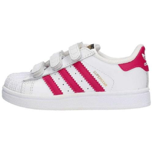 Chaussures sportswear BABY ADIDAS SUPERSTAR CF I